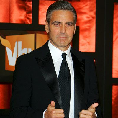 जॉर्ज Clooney, C'Mon, Tell Us, What Was the First Award You Ever Won?