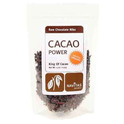 मिठाई Riot cacao nibs