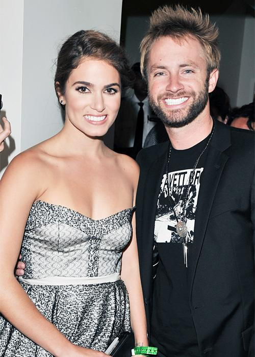 ชื่อเสียง Wedding Photos - Nikki Reed and Paul McDonald