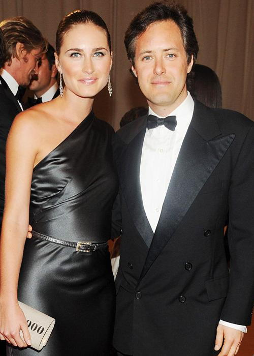 ชื่อเสียง Wedding Photos - Lauren Bush and David Lauren