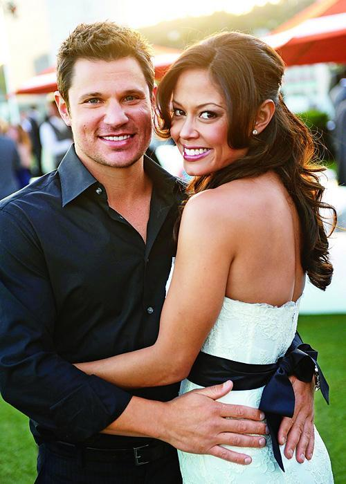 ชื่อเสียง Wedding Photos - Nick Lachey and Vanessa Minnillo