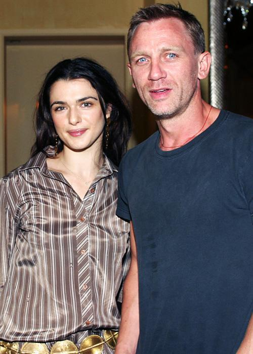 ชื่อเสียง Wedding Photos - Rachel Weisz and Daniel Craig