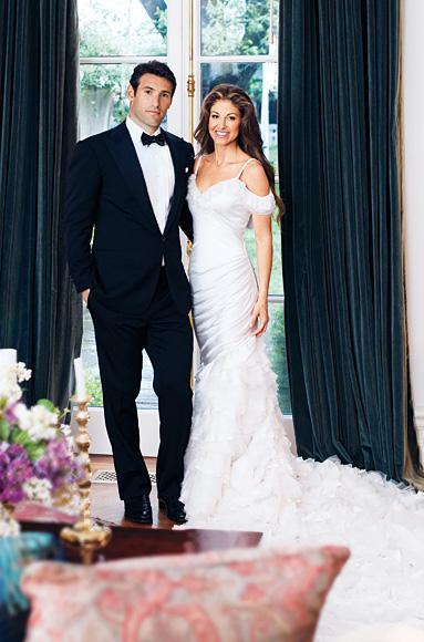 ชื่อเสียง Wedding Photos - Dylan Lauren and Paul Arrouet