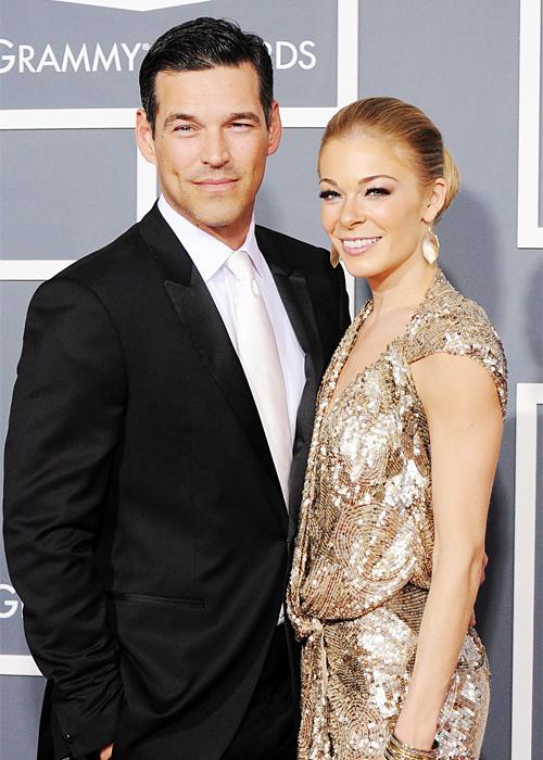 ชื่อเสียง Wedding Photos - LeAnn Rimes and Eddie Cibrian