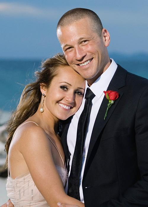 ชื่อเสียง Wedding Photos - Ashley Hebert and J.P. Rosenbaum