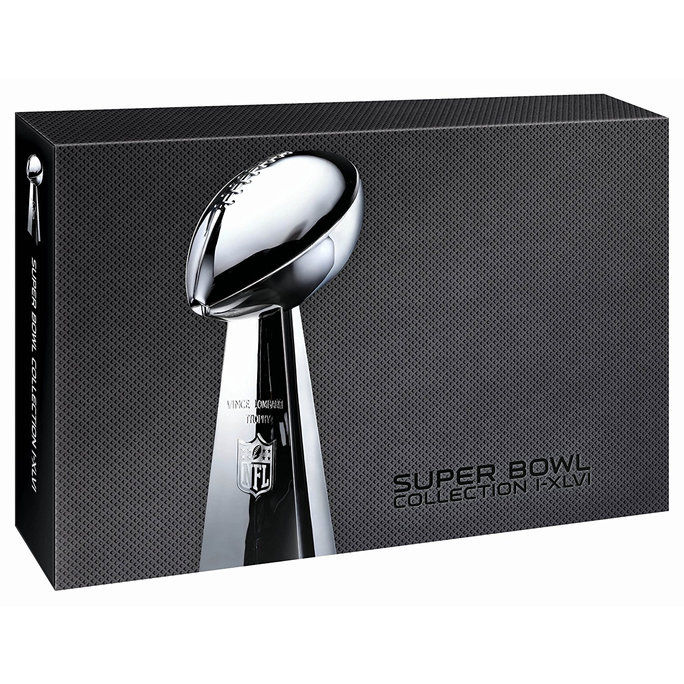 เอ็นเอฟแอ Super Bowl Collection I-XLVI DVDs