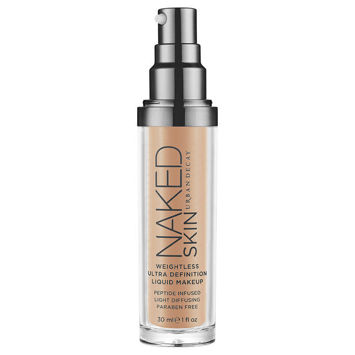 शहरी Decay Naked Skin Weightless Liquid Makeup