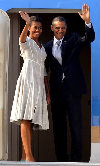 अध्यक्ष Barack and Michelle Obama - Most Stylish Couples - Star Couples - Celebrities