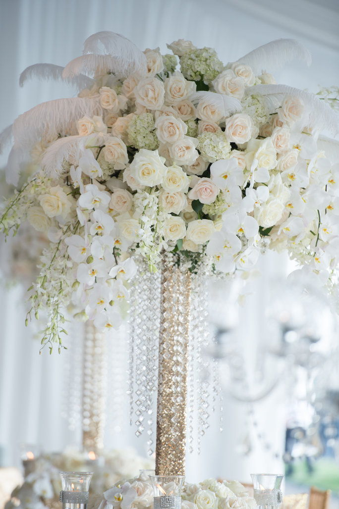 ขาว Weddings Flowers - Embed