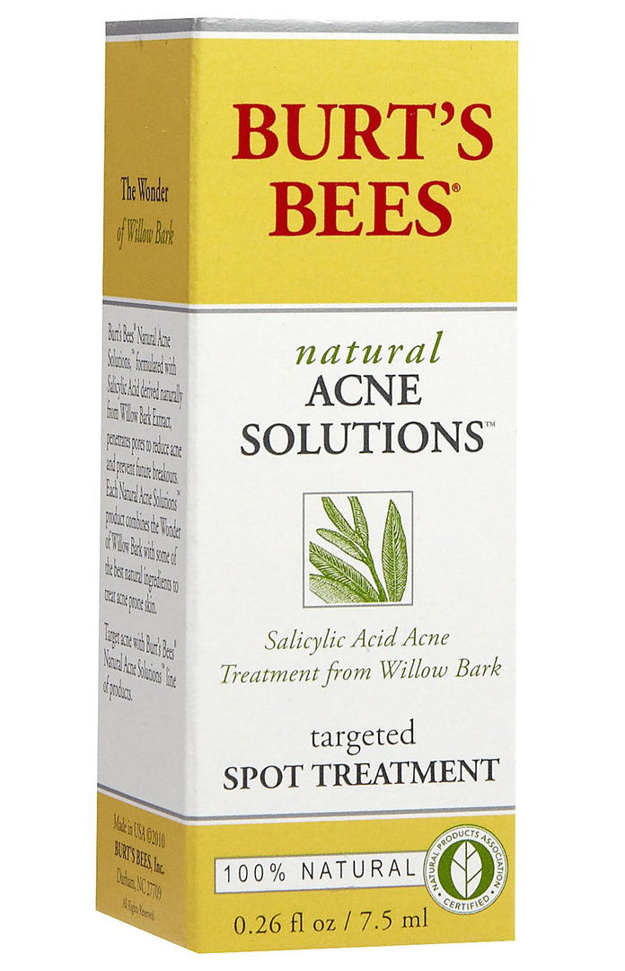 เบิร์ต Bees Natural Acne Solutions Targeted Spot Treatment