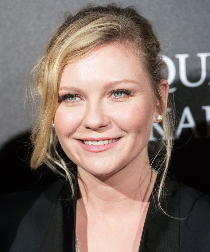 Kirsten Dunst Dior Diary - Lead 2017