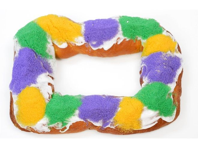 Haydel के Bakery King Cake