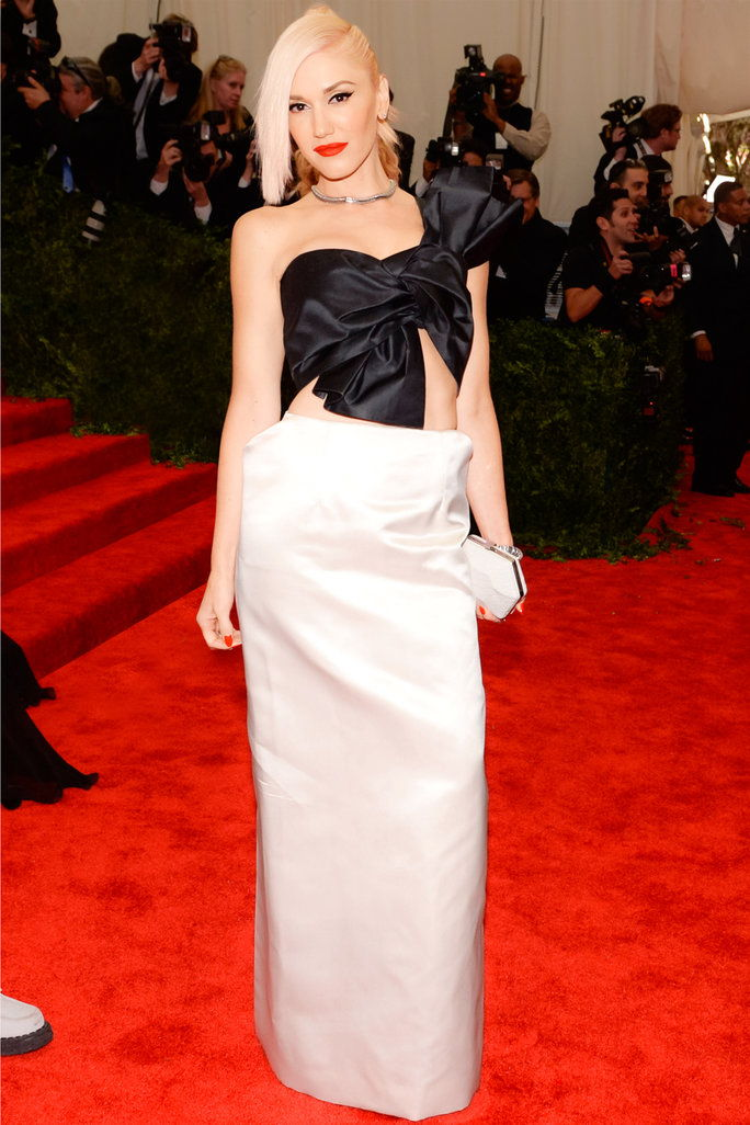 में Maison Margiela at the Met Gala in N.Y.C., 2013