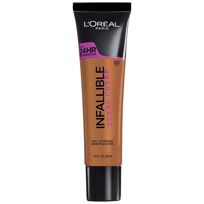 एल'Oréal Paris Infallible Total Coverage Foundation