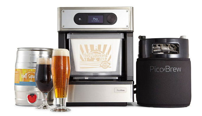 Pico Home Brewing System