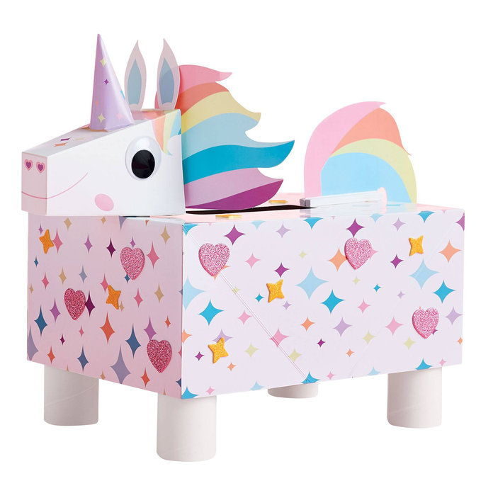 สร้าง Your Own Unicorn Mailbox Kit