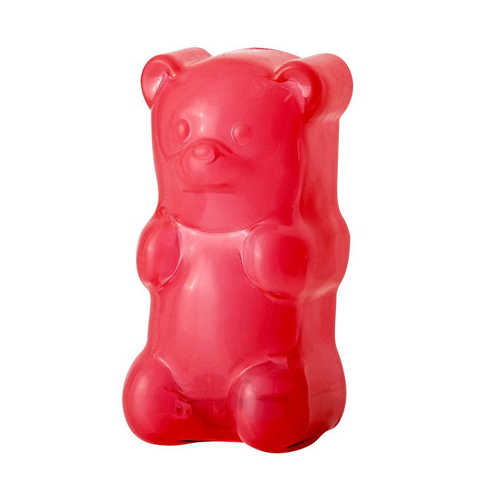 เหนียว Bear Nightlight in Red