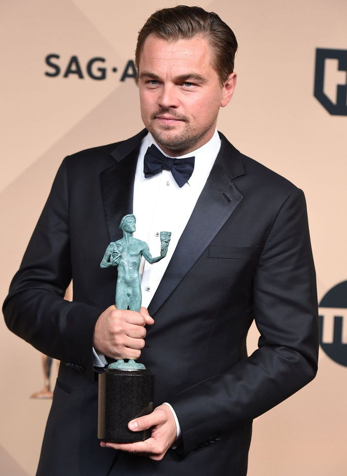 पर the 22nd Annaul Screen Actors Guild Awards in Los Angeles, 2016.