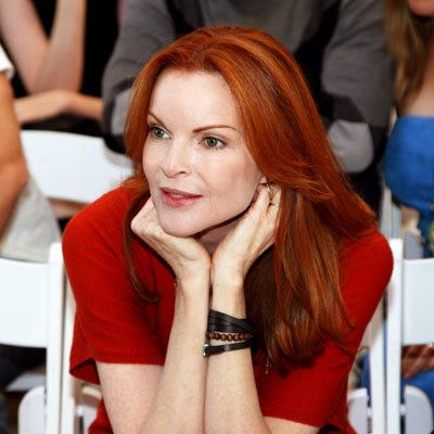कलाकार की for Peace and Justice Benefit for Haiti - Marcia Cross