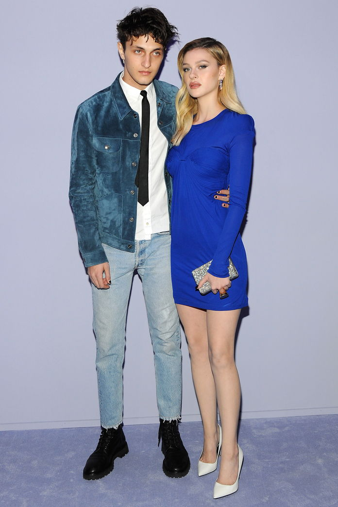 अनवर Hadid and Nicola Peltz