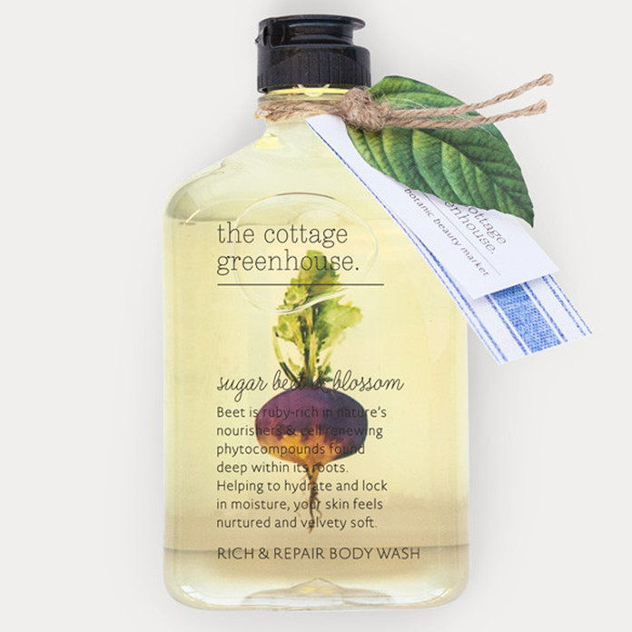 Cottage Greenhouse Sugar Beet and Blossom Body Wash