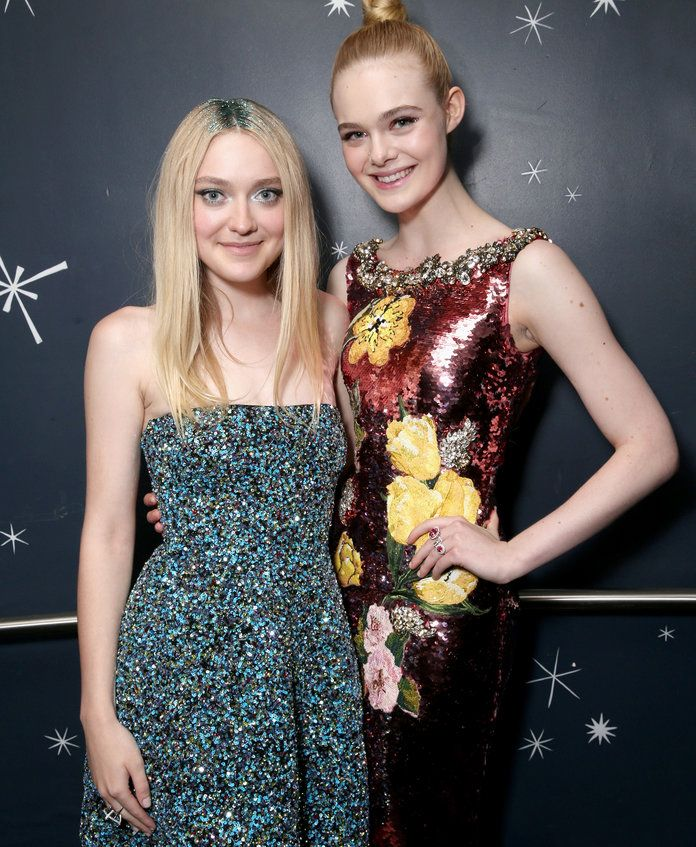 डकोटा and Elle Fanning - Home Tour - LEAD