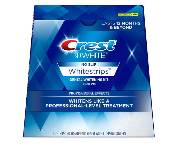 ยอด 3D White Professional Effects Whitestrips