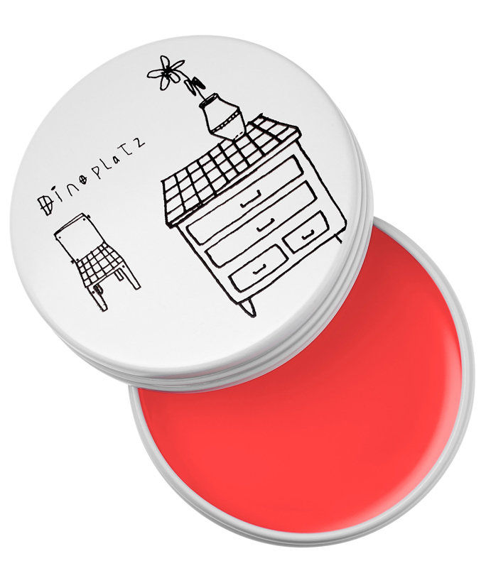 बहुत Cool For School's Dinoplatz Lip Balm in Pinky Pie