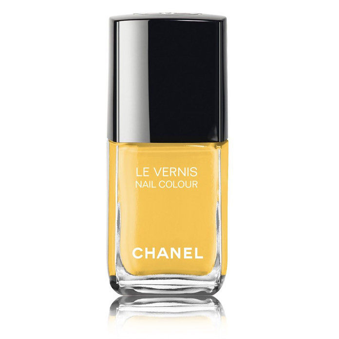 चैनल LE VERNIS LONGWEAR NAIL COLOUR in Giallo Napoli