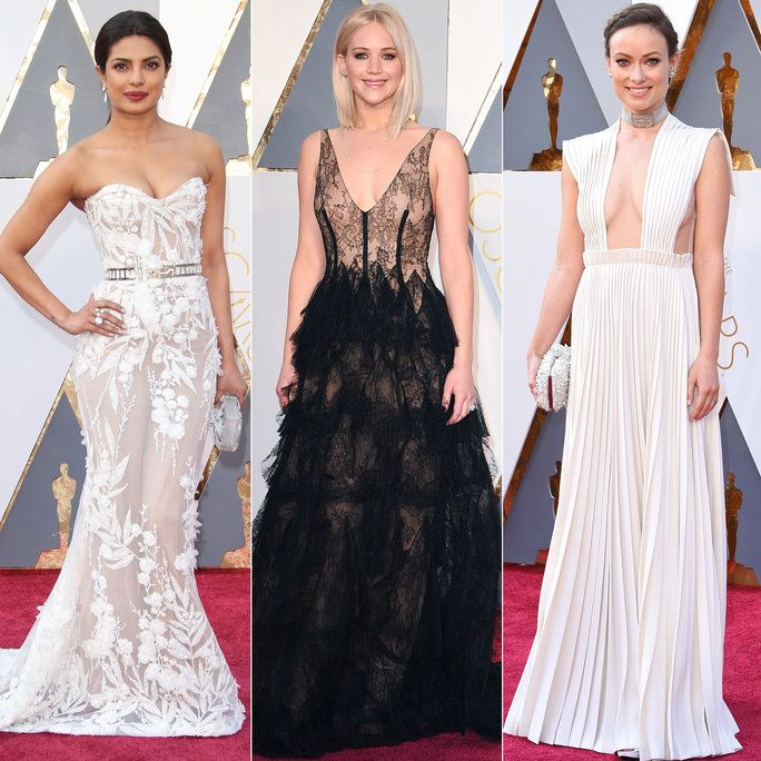 चोटी Searched Oscar Dresses - LEAD