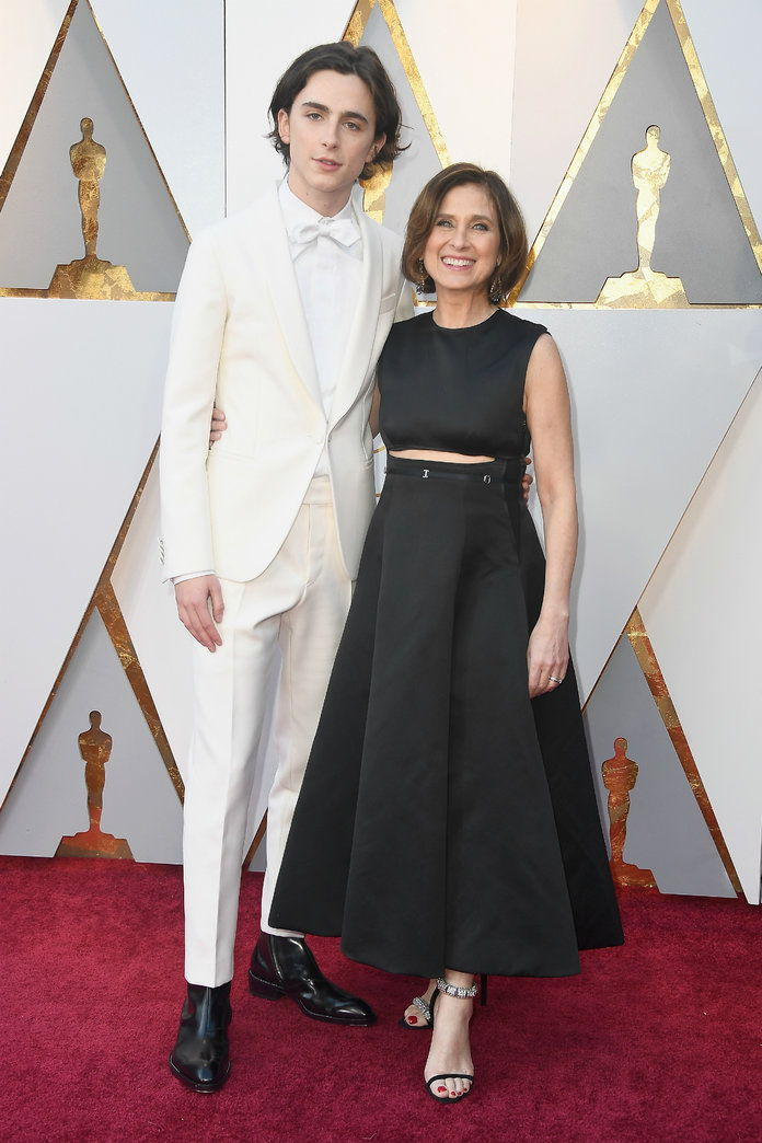 टिमोथी Chalamet Oscars Embed