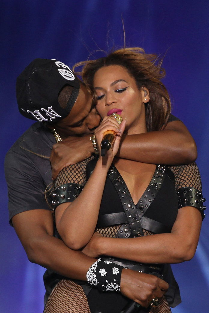 Beyonce and Jay Z Tour