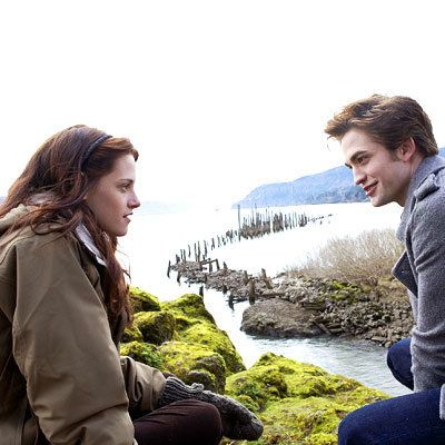 रॉबर्ट Pattinson and Kristen Stewart - Hair Secrets from the Set - Twilight Saga