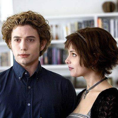 जैक्सन Rathbone and Ashley Greene - Hair Secrets from the Set - Twilight Saga