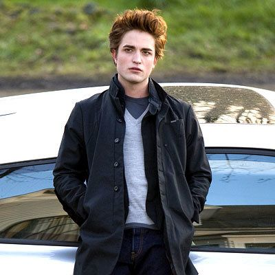 रॉबर्ट Pattinson - Hair Secrets from the Set - Twilight Saga