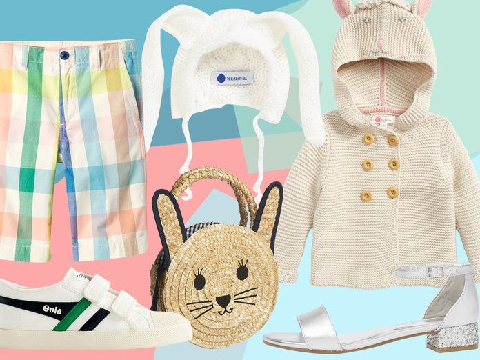 बच्चे Easter Outfits