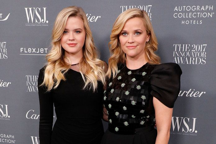 रीज़ Witherspoon Ava Phillippe