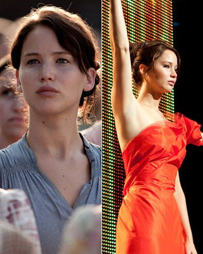 Katniss Everdeen - Hunger Games - Movie Makeovers