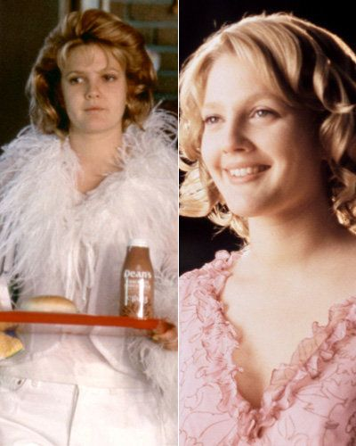 Drew Barrymore - Never Been Kissed - Best Movie Makeovers