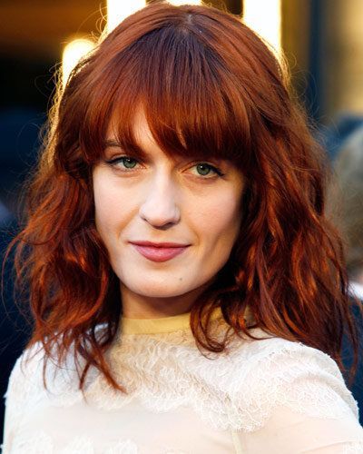 फ्लोरेंस Welch - Our Favorite Redheads - Red Hair