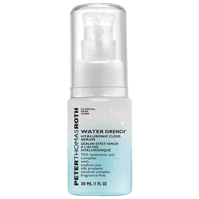 पीटर Thomas Roth Water Drench Hyaluronic Cloud Serum