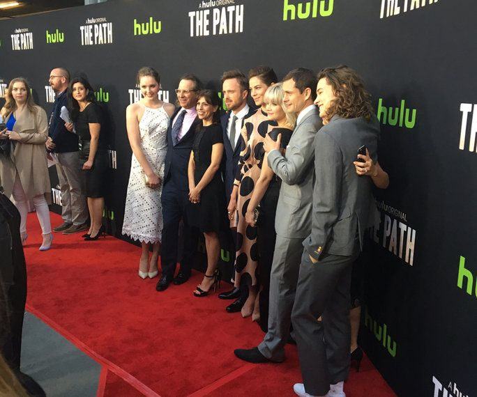Path's Killer Cast