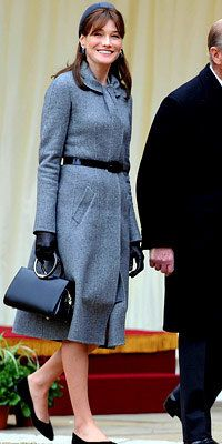 คาร์ล่า Bruni-Sarkozy, France, First Lady, Dior