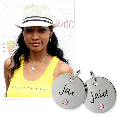 Garcelle Beauvais-Nilon - Personalized Jewlery - Posh Mommy