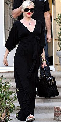 वेन Stefani, Hollywood's Hottest Moms, maternity style, celebrity style