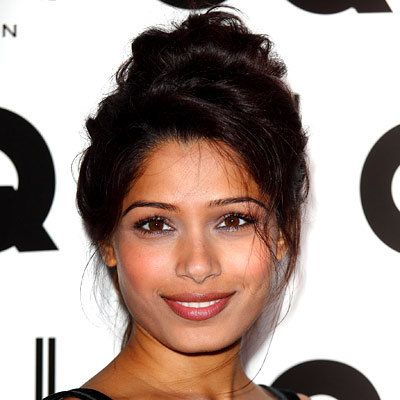 Fredia Pinto-GQ Man of the Year-hair