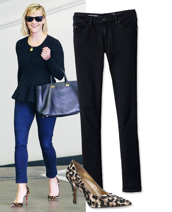 जूता Pant Combos: Reese Witherspoon