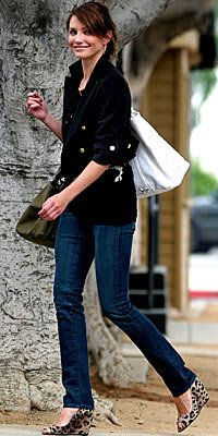 कैमरून Diaz, Pierre Hardy, Marc Jacobs, Look of the Day, celebrity style, Best of 2007