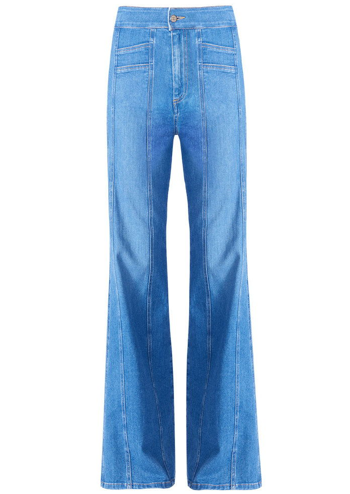 '70s FLARE JEAN