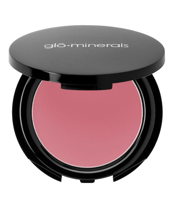 ग्लो Minerals Cream Blush in Fig